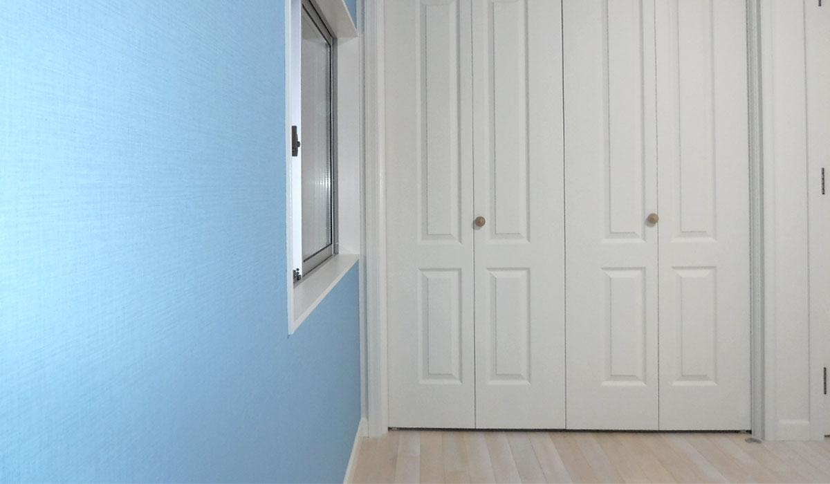 CONST施工例 青の家