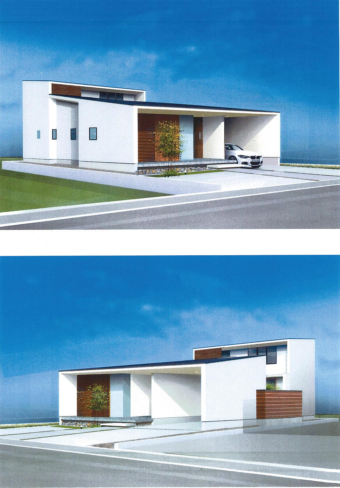 岐阜市の家